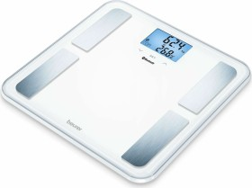 Beurer BF 850 white electronic body analyser scale (748.24)