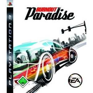 Burnout 5 - Paradise (German) (PS3)