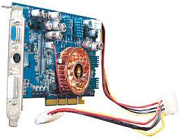 Guillemot / Hercules 3D Prophet 9500 Pro, Radeon 9500 Pro, 128MB DDR, DVI, TV-out, AGP, bulk (4860289)