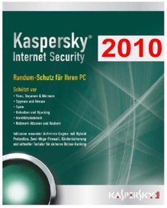 Kaspersky Lab: Internet Security 2010 OEM/DSP/SB, 3 User (englisch) (PC)
