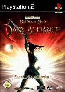 Baldurs Gate: Dark Alliance (niemiecki) (PS2)
