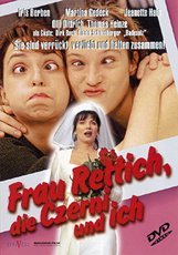 Frau Rettich, die Czerni und ich