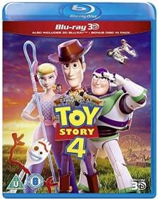 A Toy Story 4 (3D) (Blu-ray) (UK)