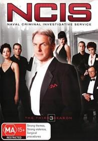 NCIS Season 3 (UK)