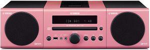 Yamaha MCR 140 pink