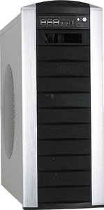 Cooler Master Stacker srebrny (STC-T01) -- © listan.de