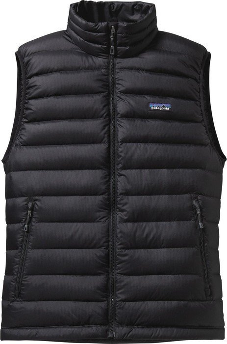 uk availability bb692 c8713 Patagonia Down Sweater Weste schwarz (Herren) ab € 111,93
