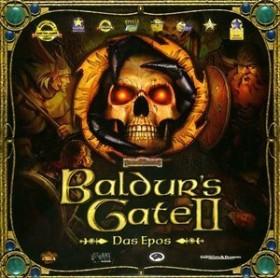 Baldurs Gate II Epos Pack - Schatten von Amn & Thron des Bhaal (PC)