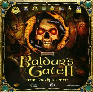 Baldurs Gate II Epos Pack - Schatten von Amn & Thron des Bhaal (German) (PC)