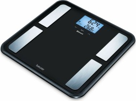 Beurer BF 850 black electronic body analyser scale (748.21)