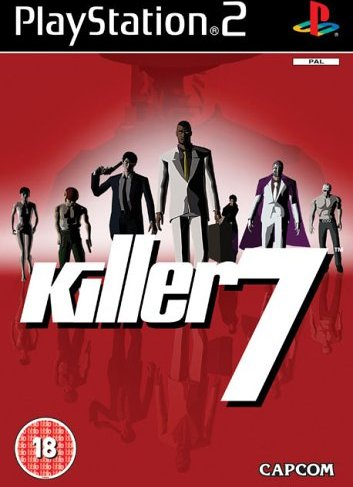 Killer 7 (niemiecki) (PS2) -- via Amazon Partnerprogramm