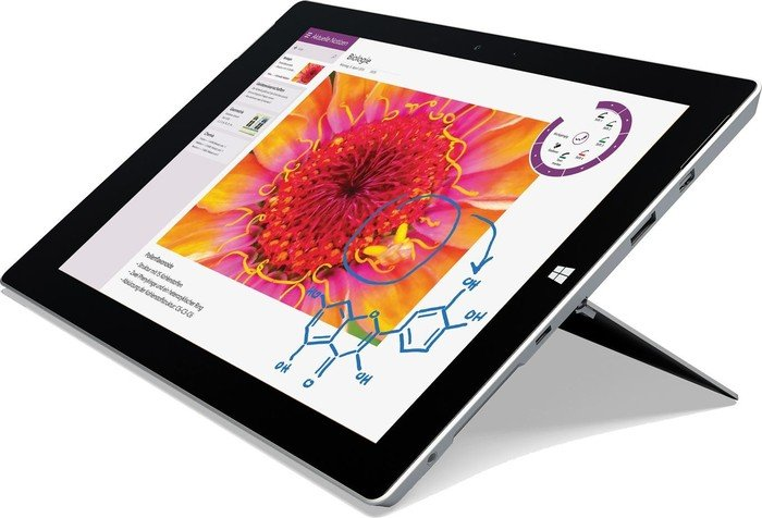 Microsoft Surface 3 64GB, 2GB RAM, Windows 8.1 (7G5-00003)