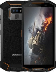 Doogee S70 Lite schwarz/orange