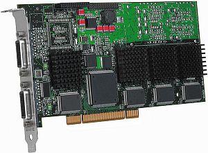 Matrox Millennium G200 MMS Quad, 4x 8MB, PCI