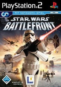Star Wars Battlefront (niemiecki) (PS2)