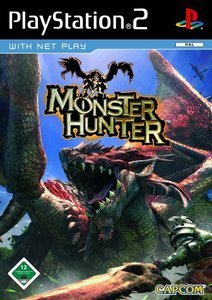 Monster Hunter (niemiecki) (PS2)