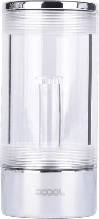 Alphacool Cape Corp Coolplex HF Metall 10, Ausgleichsbehälter, verchromt (15266)