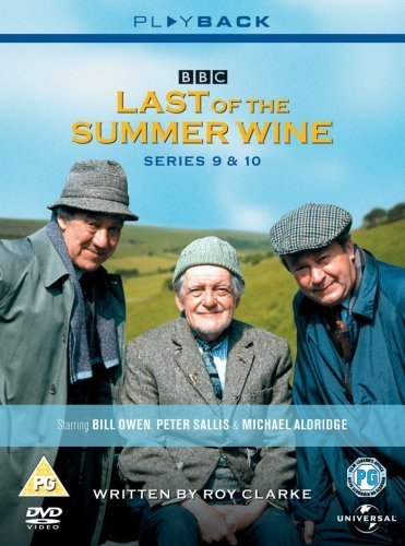Last of the Summer Wine Box (Season 9-10) (UK) -- via Amazon Partnerprogramm