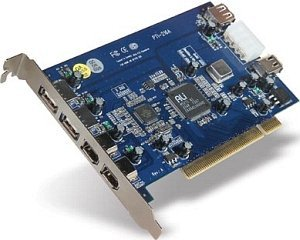 Belkin Combo Card, 3x USB 2.0/3x FireWire, PCI (F5U508ea)