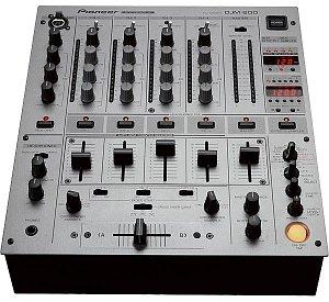 Pioneer DJM-600S srebrny