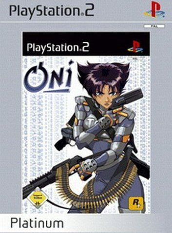 Oni (German) (PS2) -- via Amazon Partnerprogramm