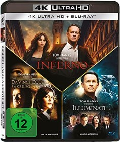 Inferno (2016) (4K Ultra HD)