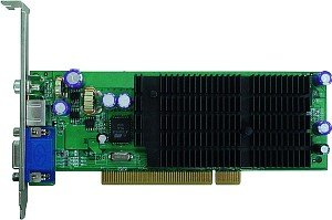 AOpen Aeolus FX5200-V128, GeForceFX 5200, 128MB DDR, TV-out, PCI (91.05210.34F)