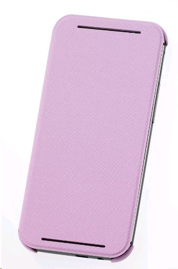 HTC HC-V941 Flip case for One (M8) pink