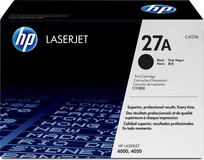 HP Toner 27A schwarz (C4127A)