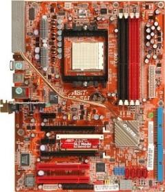 ABIT AN8 SLI, nForce4 SLI (dual PC-3200 DDR)