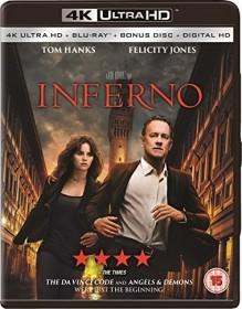 Inferno (2016) (4K Ultra HD) (UK)