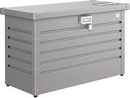 Biohort Paket-Box Gartenbox quarzgrau-metallic (68910)