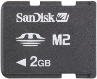 SanDisk Memory Stick [MS] Micro M2 2GB (SDMSM2-2048)