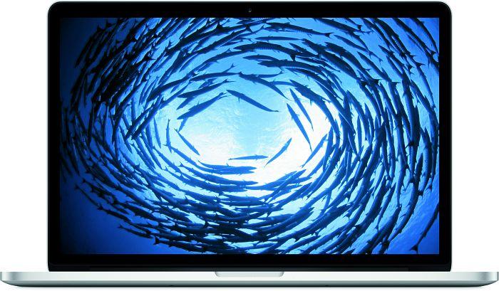 "Apple MacBook Pro 15.4"" Retina, Core i7-4750HQ, 8GB RAM, 256GB SSD (ME293D/A) [Late 2013]"