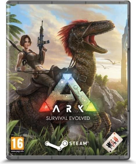ARK: Survival Evolved (Download) (MMOG) (PC)
