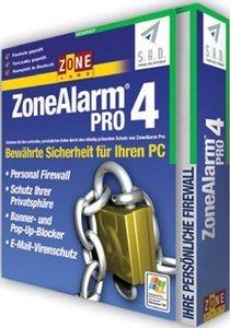 S.A.D. zonealarm Pro 4 (PC)