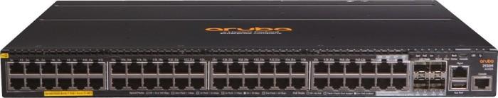HP Aruba 2930M 48G Rackmount Gigabit Managed Stack Switch, 44x RJ-45, 4x RJ-45/SFP, 1x Modul-Slot (JL321A)