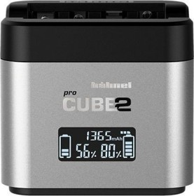 Hähnel ProCube 2 twin charger for Canon (1000 570.0)