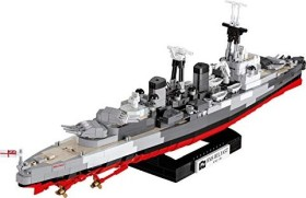 Cobi Historical Collection WW2 HMS Belfast Light Cruise (4821)