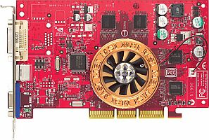 MSI MS-8888 G4MX440-TD8X, GeForce4 MX440-8X, 64MB DDR, DVI, TV-out, AGP