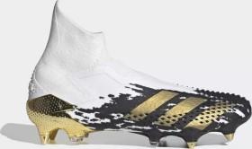 adidas Predator Mutator 20+ SG cloud white/gold metallic/core black (Herren) (FW9176)