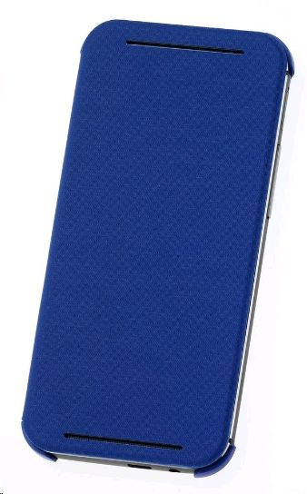 HTC HC-V941 Flip case for One (M8) blue