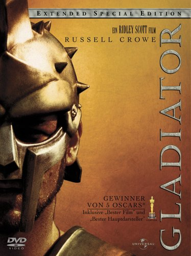 Gladiator (Special Editions) -- via Amazon Partnerprogramm