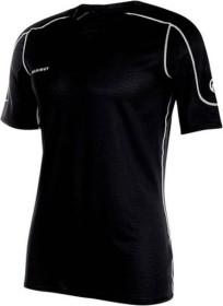 Mammut Go Dry shirt short-sleeve black (men) (1050-00870-0001)