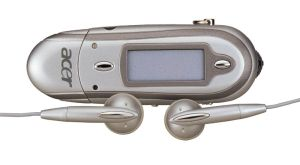 Acer MP3+radio Flash stick 128MB (AG.MP3F2.128)