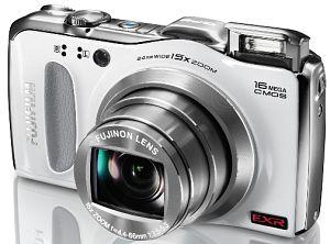 Fujifilm FinePix F600EXR weiß (4004208)