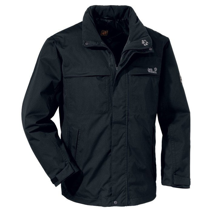 !2Jack Wolfskin North Country Black best price - doghjs25