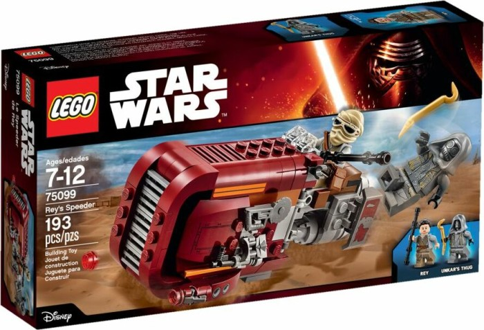 LEGO Star Wars Episode VII - Reys Speeder (75099)