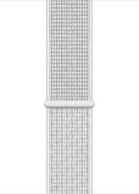 Apple Nike Sport Loop für Apple Watch 44mm Summit White (MX822ZM/A)