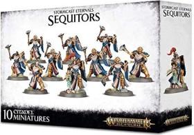Games Workshop Warhammer Age of Sigmar - Stormcast Eternals - Sequitors (99120218040)